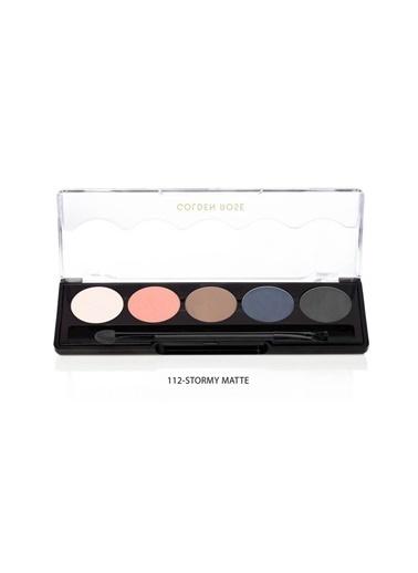Golden Rose Professional Palette Eyeshadow  No:112 Renkli
